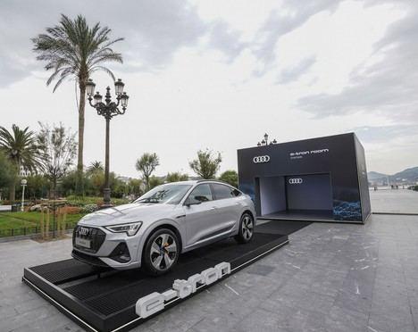 Audi y el Festival de San Sebastián, juntos por décima vez