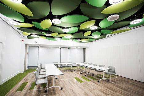 Confort acústico en el trabajo: del espacio abierto de oficinas comunes al nuevo entorno del Teletrabajo