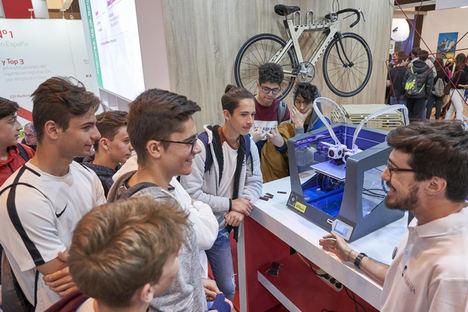 AULA 2020 y la Universidad Carlos III de Madrid organizan una nueva edición del taller RoboticAula