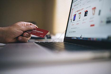 Aumenta 13,7 puntos el número de ventas mediante comercio electrónico