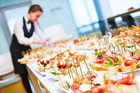 Aumenta la demanda de servicios de catering para eventos, según Cateringlugo.es