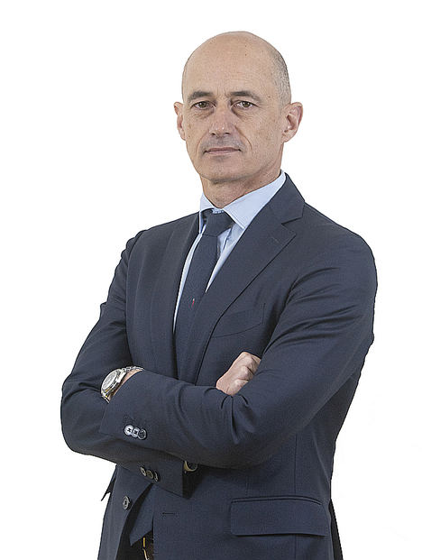 Aurelio Antuña, presidente de FeNIL.