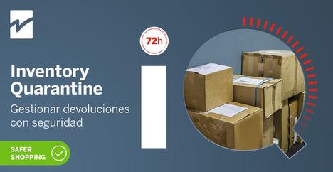 Automatice las devoluciones con Inventory Quarantine