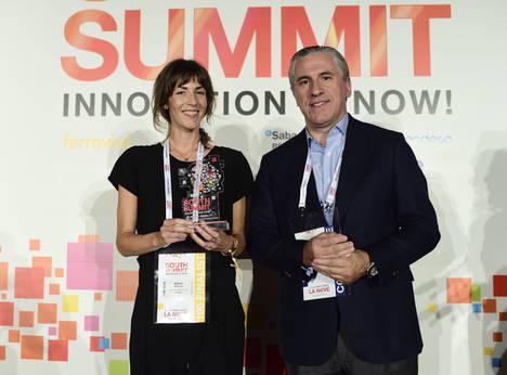 La startup gallega Avansig, ganadora en la categoría Smart Mobility en #SouthSummit17