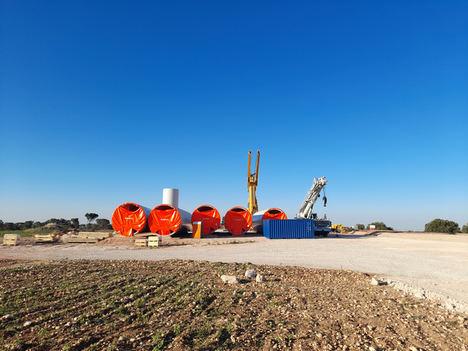 Axpo Iberia y Azora Capital firman un PPA para la venta de energía de un parque eólico de 104,5 MW en Cuenca