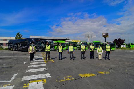 La Comunidad de Madrid destaca el trabajo y la innovación de las empresas de transporte por carretera