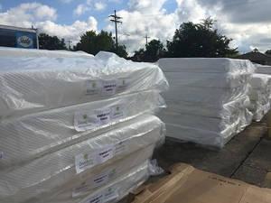 Tempur Sealy aumenta su ayuda a los afectados por los huracanes a 2,5 millones de dólares en productos