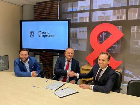 El Ayuntamiento de Madrid y Grupo Metalia aúnan fuerzas para impulsar a las pymes y el emprendimiento
