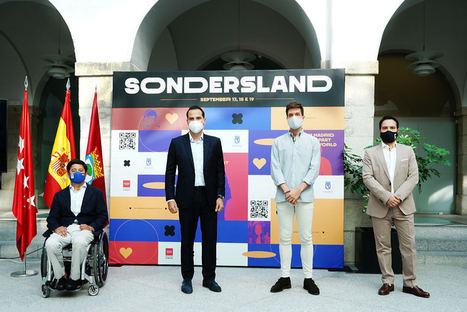 Llega Sondersland, el festival virtual que convertirá a España en la capital mundial del talento