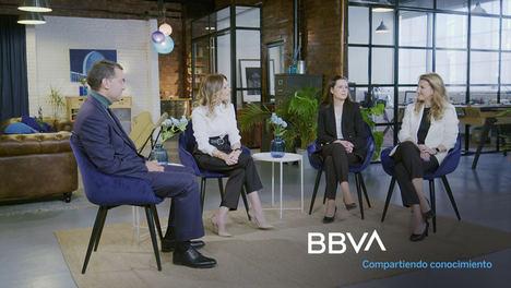 """""""BBVA Compartiendo conocimiento"""", una plataforma única de talento sénior y de expertos para inspirar y asesorar a las pymes en sus retos de hoy"""