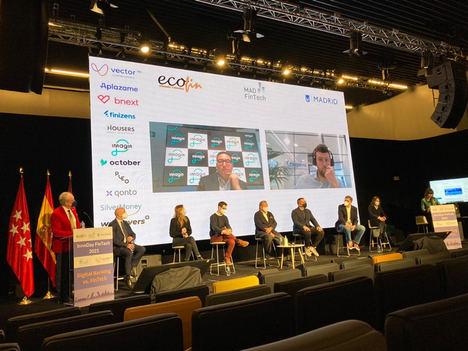 BBVA, Bankia y Unicaja piden más proyectos FinTech en el InnoDay de Foro ECOFIN