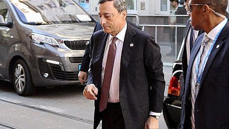 BCE: bajo presión