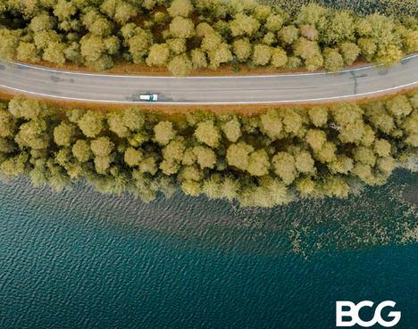 La acción climática se paga en el transporte y la logística