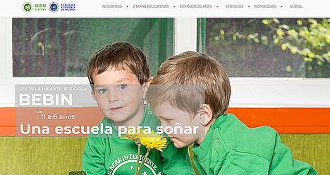 La Escuela Infantil Europea BEBIN se une a ASEAF en el Día Internacional de los Derechos de los niños y el Día Nacional del Pijama