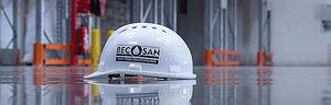 La pavimentación industrial adquiere un nivel superior con el sistema patentado BECOSAN®