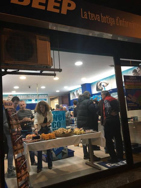BEEP Espartinas (Sevilla) y BEEP Andorra abren las puertas