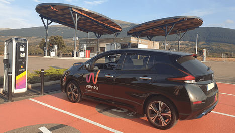 BEI invierte 50 millones de euros en Wenea para desplegar más de 470 estaciones de recarga de vehículos eléctricos en España