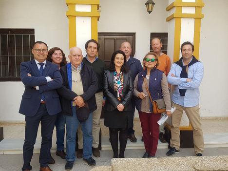 Bella Carballo elegida Presidenta de Apyme-Ayamonte
