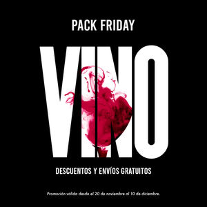 Pack Friday vino by Catatu