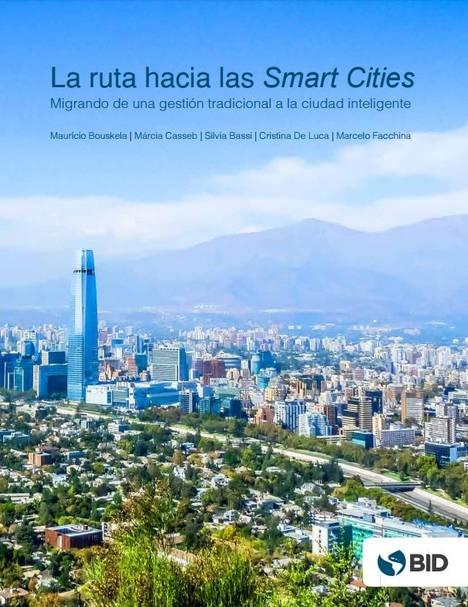 BID lanza guía práctica para emprender una gestión inteligente de ciudades