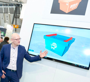 BITO asistió a LogiMAT 2019 para actualizar tendencias y destacados del mercado logístico