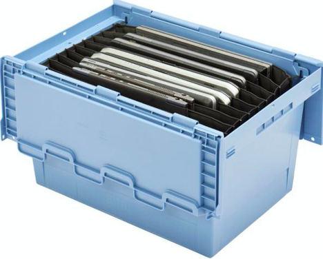 BITO presenta el nuevo contenedor KLTresor como solución para el transporte de productos delicados
