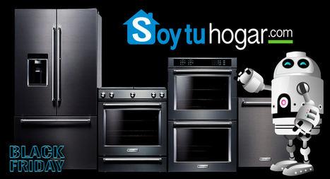 DESCUENTOS DE HASTA EL 50% EN EL BLACK FRIDAY DE SOYTUHOGAR