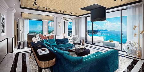 BLESS Hotel Ibiza, miembro de The Leading Hotels of the World, abre sus puertas el próximo mes de junio