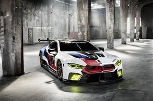 Nuevo BMW M8 GTE