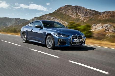 El nuevo BMW Serie 4 Coupé