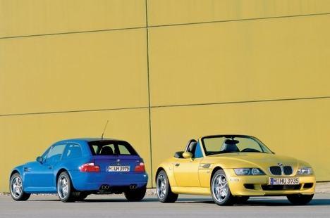 El BMW Z3 cumple 25 años