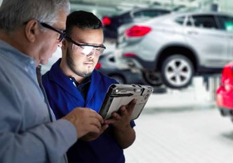 BMW elige a Getac para el suministro global de dispositivos y soluciones móviles robustos