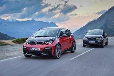 Nuevos BMW i3 e i3s