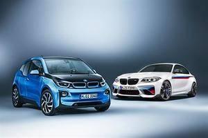Competición de ventas entre BMW i y BMW M