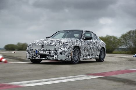 Recta final para conocer el BMW serie 2 Coupé
