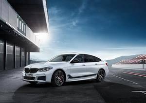 Para el nuevo BMW Serie 6 Gran Turismo