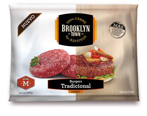 Las hamburguesas Brooklyn Town aterrizan en el eCommerce de la mano de Tudespensa.com