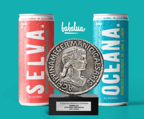 Babalua, ganadora del Premio Agripina en la categoría corporativo