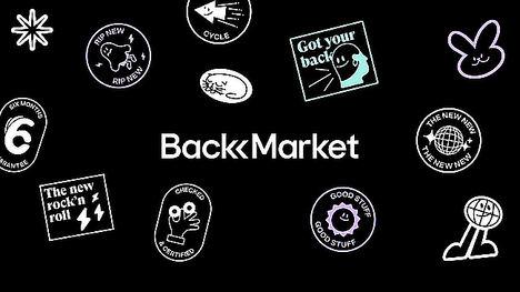 Back Market relanza su imagen corporativa en España