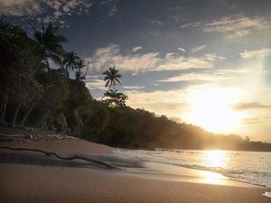 Bahía Drake Corcovado, Costa Rica.