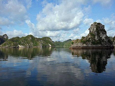 Bahia de Halong.