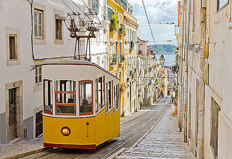En otoño Portugal