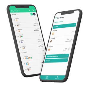 Bakarta lanza su propia plataforma de pedidos online