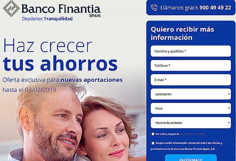 Los ahorradores vuelven a los depósitos tras las caídas de los fondos de inversión