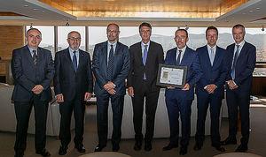 Banco Sabadell renueva el Sello EFQM 500+ superando la barrera de los 700 puntos
