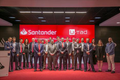 U-tad, Centro Universitario formador de los Data Scientists de Banco Santander