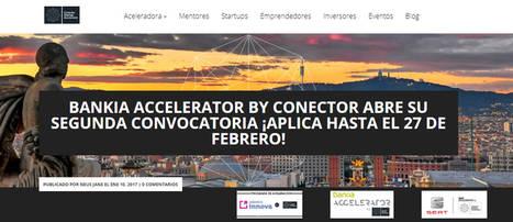 Bankia Accelerator by Conector elige cinco startups para su segundo programa de aceleración