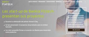 Las empresas de la primera promoción de Bankia Fintech by Innsomnia presentan los proyectos diseñados para el banco