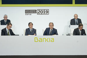 Junta de Accionistas Bankia.