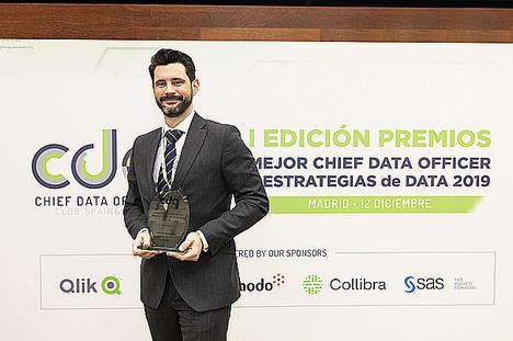 Bankia, Premio Data Visualization.